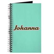 Johanna Aqua Journal