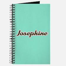 Josephine Aqua Journal