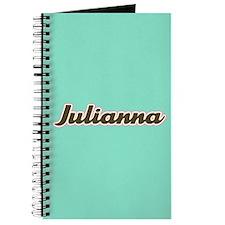 Julianna Aqua Journal