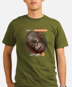 Save the Orangutan T-Shirt