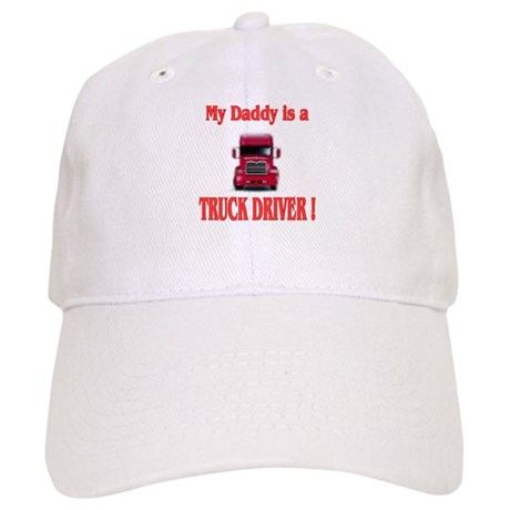 My Daddy is a truck driver Cap