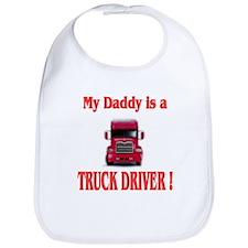 My Daddy is a truck driver Bib