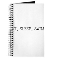 Eat Sleep Swim Journal