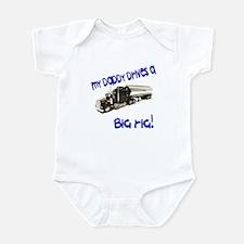 Trucking Dad Infant Creeper