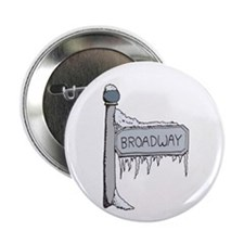Snowy Signpost Button