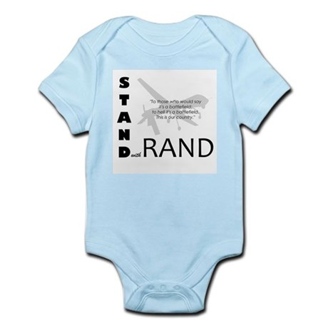 Stand With Rand Body Suit