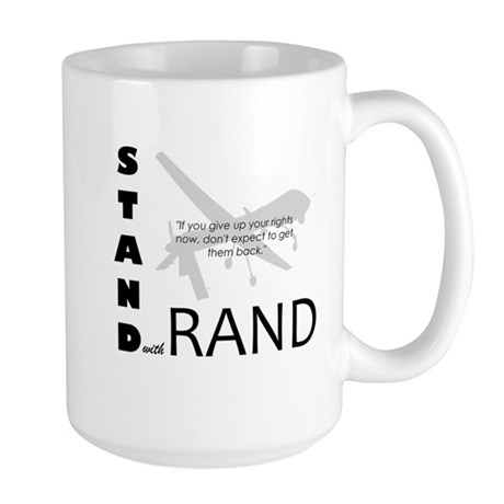 Stand with Rand Rights Mug