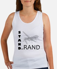 Stand with Rand Rights Tank Top
