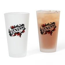 Fitness Drinking Glass