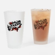 Fitness Drinking Glass