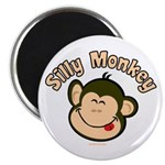 Silly Monkey Magnet