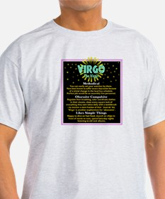 Virgo-Zodiac Sign T-Shirt