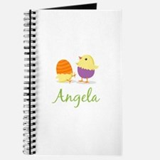 Easter Chick Angela Journal