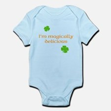 St. Patricks Day Magically Delicious Body Suit