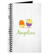 Easter Chick Angelica Journal