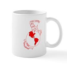 Pit Bull Globe and Anchor Mug