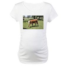 Hereford Calf at the LBJ Ranch Shirt