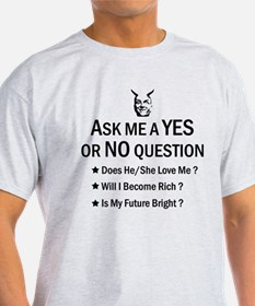 Twilight Zone - Yes or No Question T-Shirt