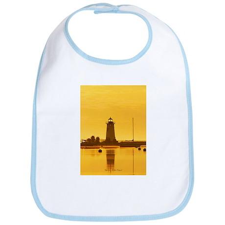 Edgartown Lighthouse, MV Bib
