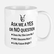 Twilight Zone - Yes or No Question Mug
