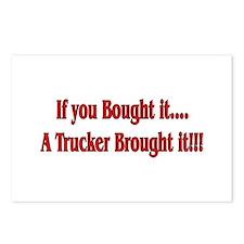 Truck 'n' Pride Postcards (Package of 8)