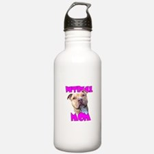 Pitbull Mom Water Bottle
