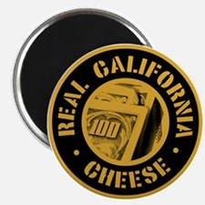 Real California Cheese Magnet