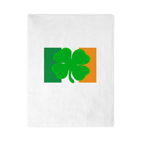 Irish Flag Twin Duvet