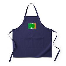 Irish Flag Apron (dark)
