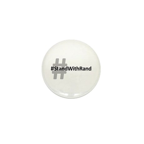 #StandWithRand Mini Button (10 pack)