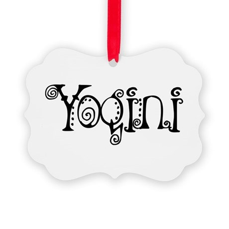 Yogini Ornament