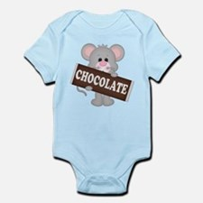 Chocolate Mouse Body Suit