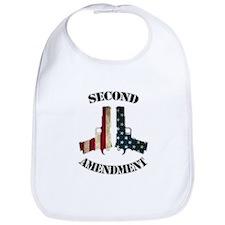 Second Amendment Bib