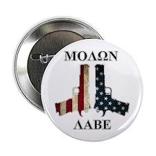 """Molon Labe (Come and Take Them) 2.25"""" Button"""