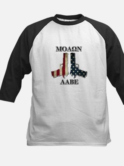 Molone Labe (Come and Take Them) Baseball Jersey