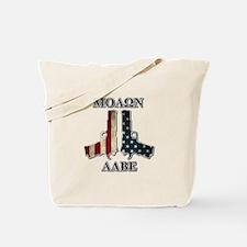 Molone Labe (Come and Take Them) Tote Bag