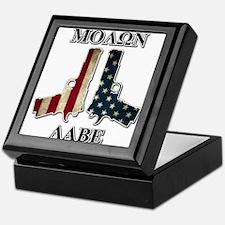 Molone Labe (Come and Take Them) Keepsake Box