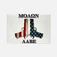 Molone Labe (Come and Take Them) Rectangle Magnet