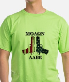Molone Labe (Come and Take Them) T-Shirt