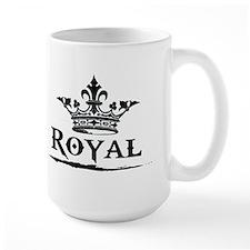 Royal Crown Mug