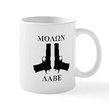 Molon Labe (Come and Take Them) Mug
