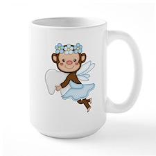 monkey girl Mug