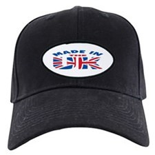 Made In The UK Baseball Hat