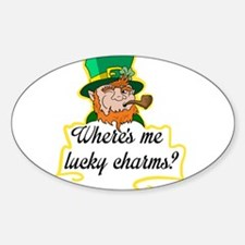 Lucky Charms Decal