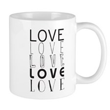 infinity Love Mug