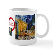 I Love Vincent Van Gogh Mug