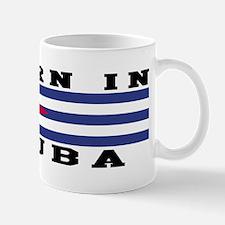 Born In Cuba Mug