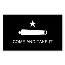 come and take it reverse Decal