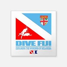 Dive Fiji Sticker