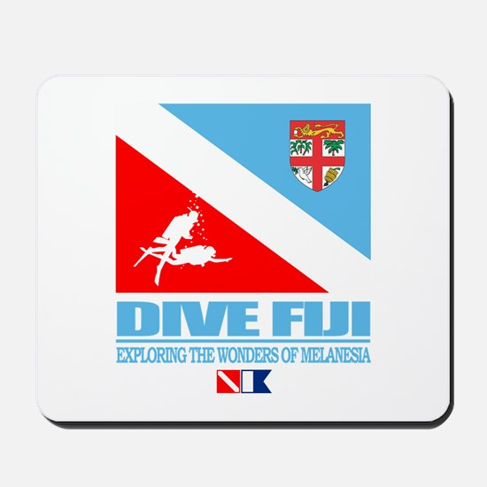 Dive Fiji Mousepad